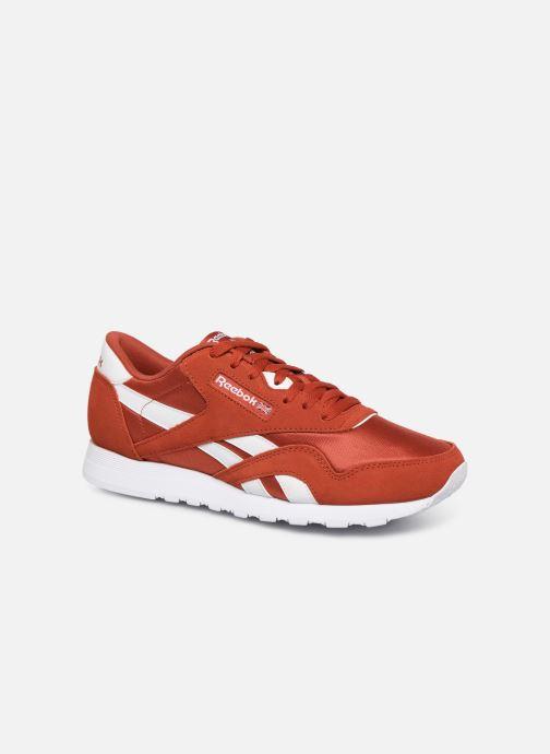 Sneaker Reebok Classic Nylon rot detaillierte ansicht/modell