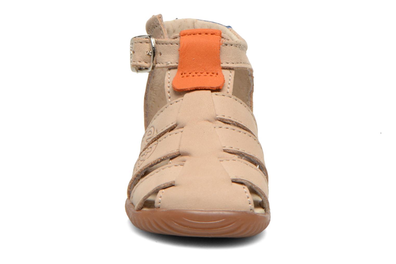 Sandales et nu-pieds Aster DREW Beige vue portées chaussures