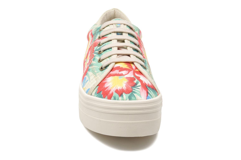 Baskets No Name Plato Sneaker Tropics Multicolore vue portées chaussures