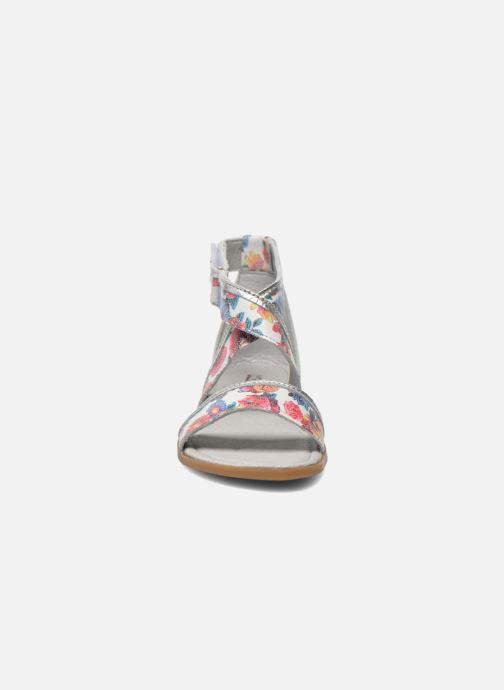 Sandales et nu-pieds Mod8 Joyce Multicolore vue portées chaussures