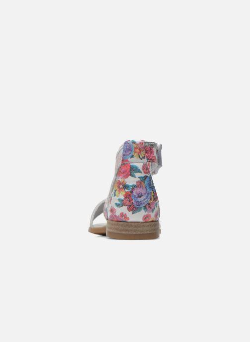 Sandales et nu-pieds Mod8 Joyce Multicolore vue droite