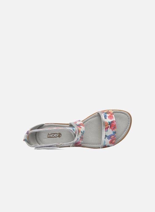 Sandales et nu-pieds Mod8 Joyce Multicolore vue gauche