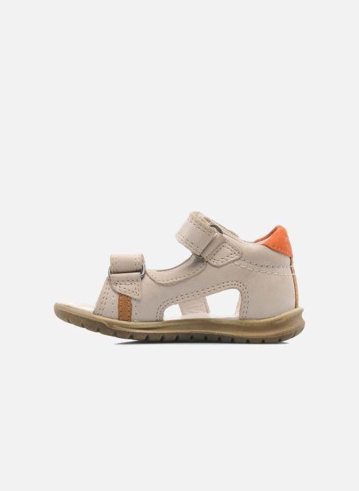 Sandals Mod8 IDRIS Beige front view