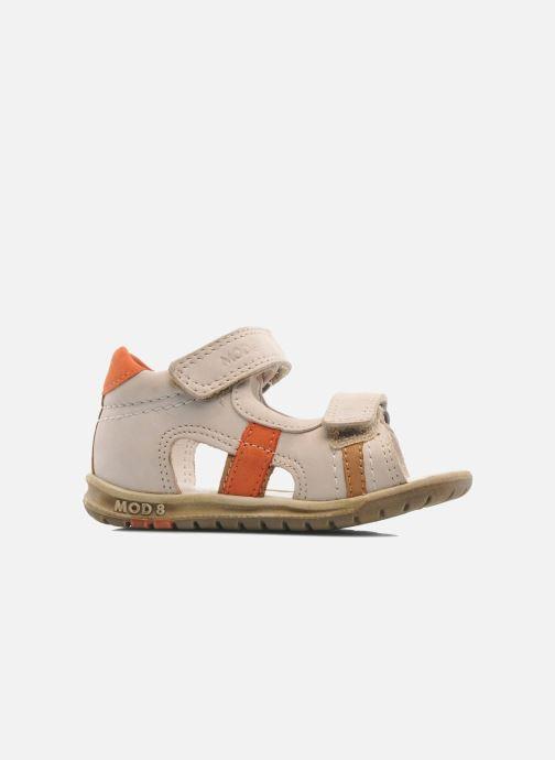 Sandals Mod8 IDRIS Beige back view