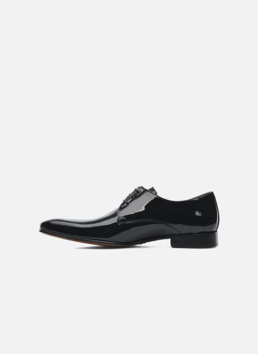 Zapatos con cordones Brett & Sons Carl Negro vista de frente