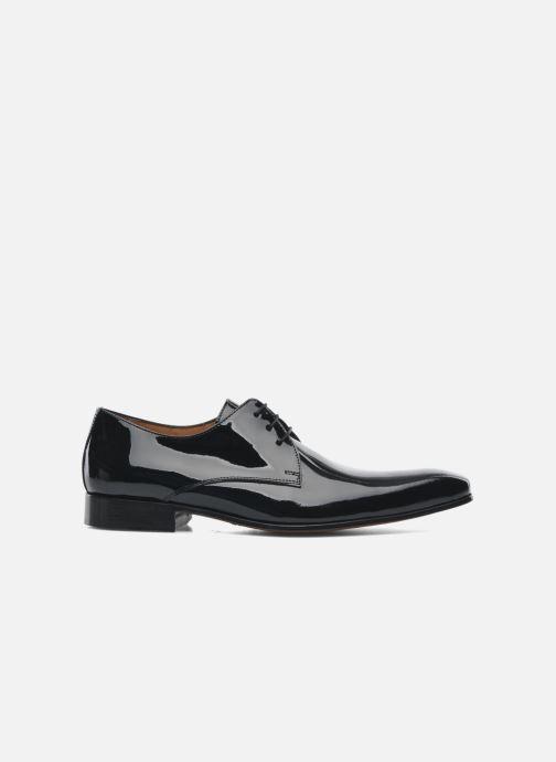 Zapatos con cordones Brett & Sons Carl Negro vistra trasera