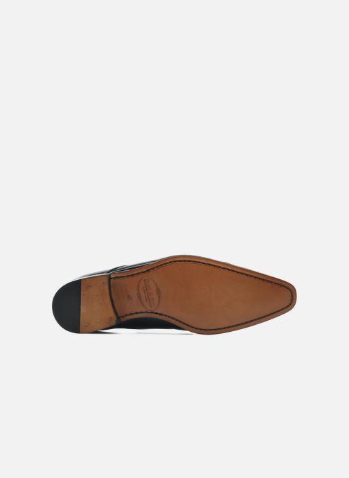 Zapatos con cordones Brett & Sons Carl Negro vista de arriba