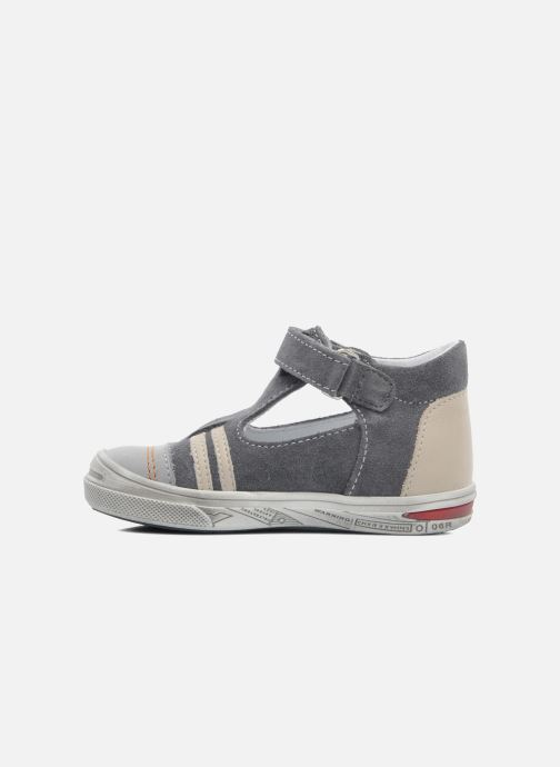 Summer boots Bopy BARANE Grey front view