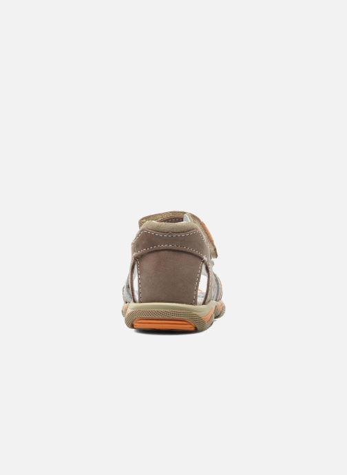 Sandales et nu-pieds Bopy BEBOLT Marron vue droite