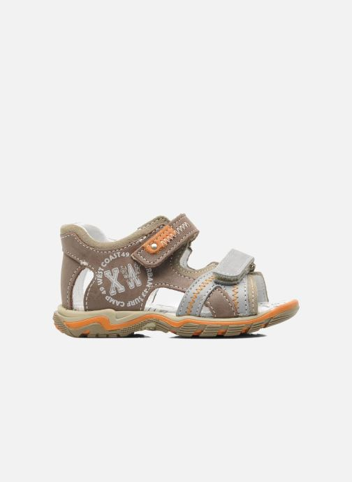 Sandales et nu-pieds Bopy BEBOLT Marron vue derrière