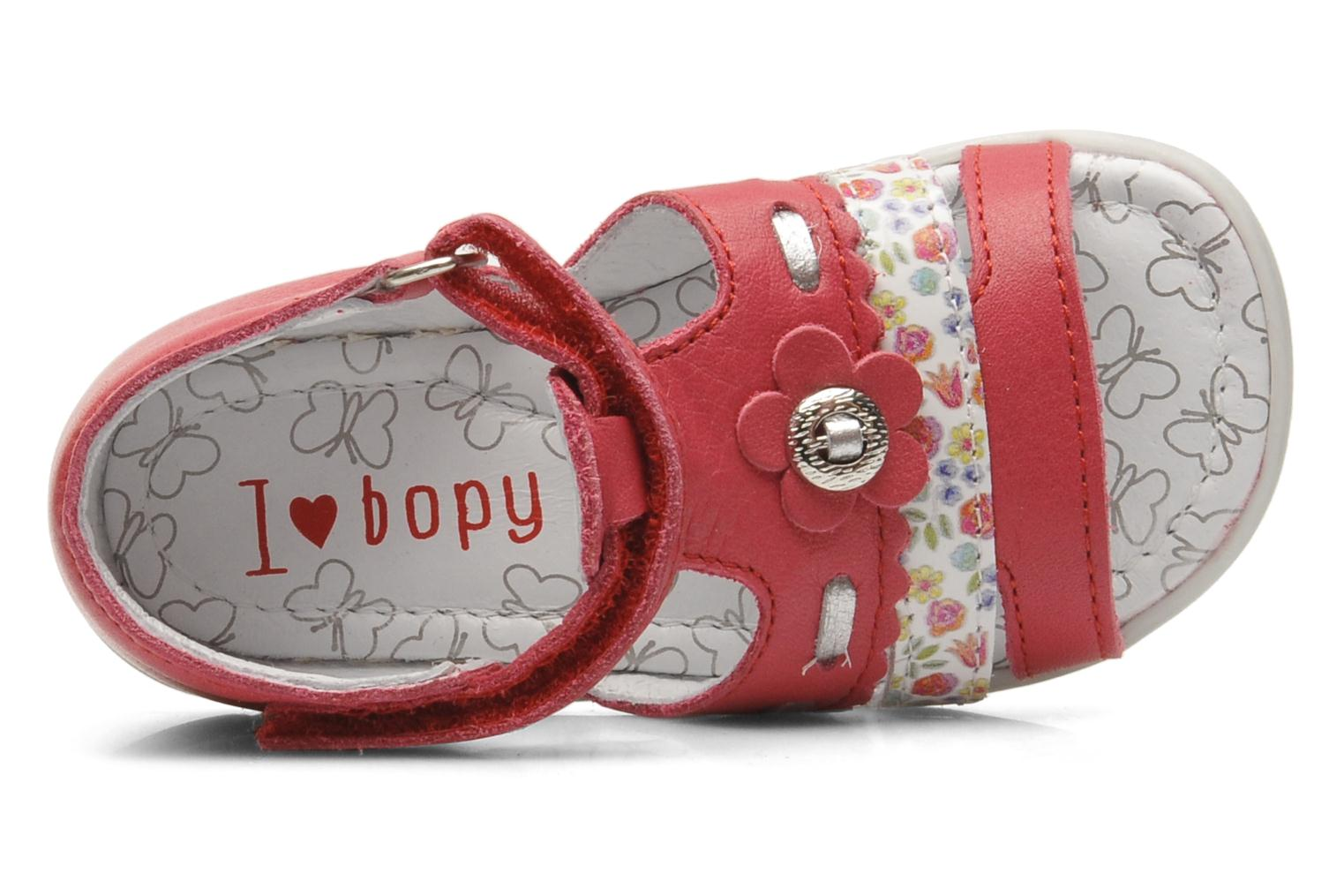 Sandalen Bopy BIJOUVEL Roze links