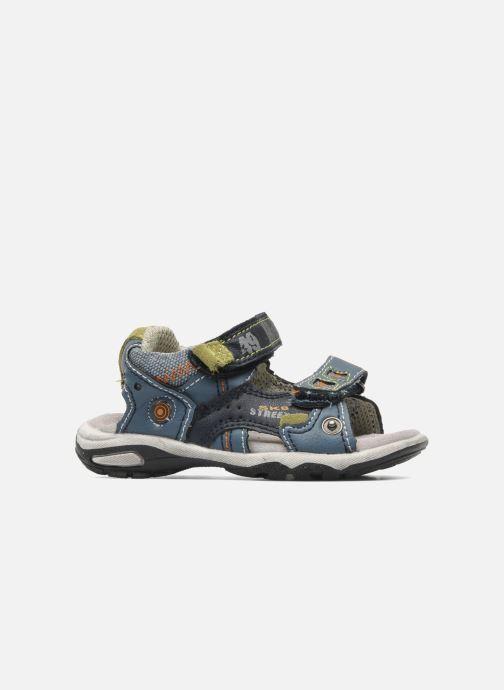Sandalen Bopy CAMIPAKI KOUKI blau ansicht von hinten