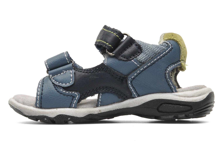 Sandali e scarpe aperte Bopy CAMIPAKI KOUKI Azzurro immagine frontale