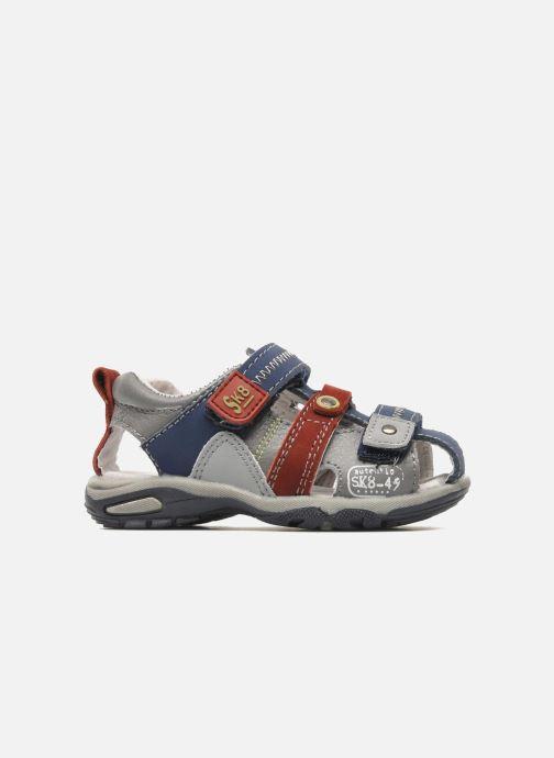 Sandales et nu-pieds Bopy COLD Gris vue derrière
