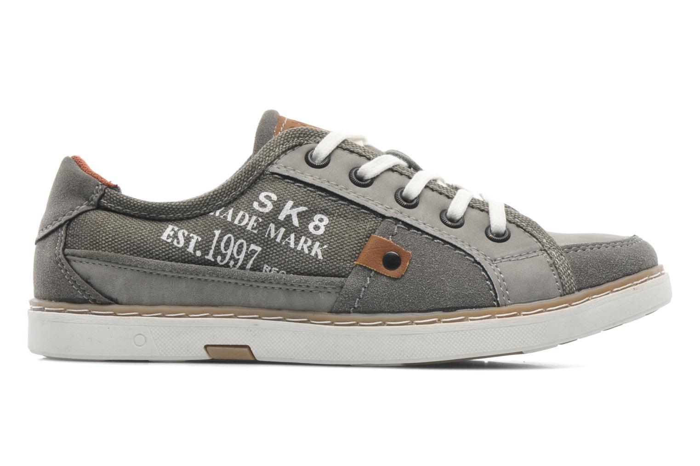 Sneakers Bopy ORIO SK8 Grå se bagfra
