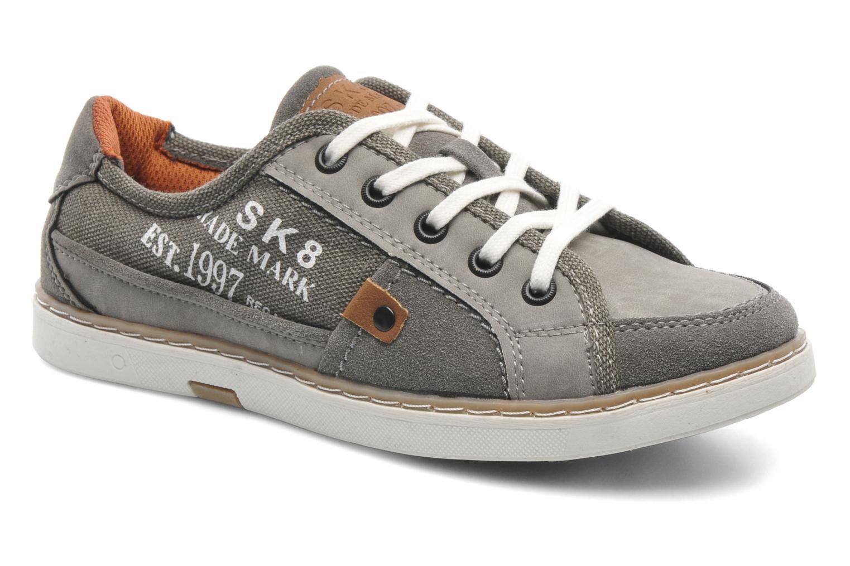 Sneakers Bopy ORIO SK8 Grå detaljeret billede af skoene