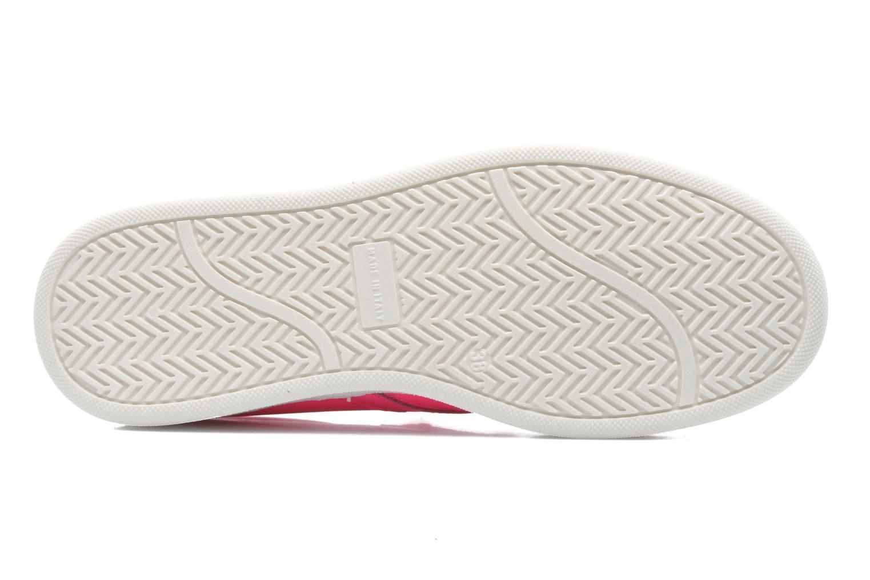 Sneakers Love Moschino Love Tasha Rosa immagine dall'alto