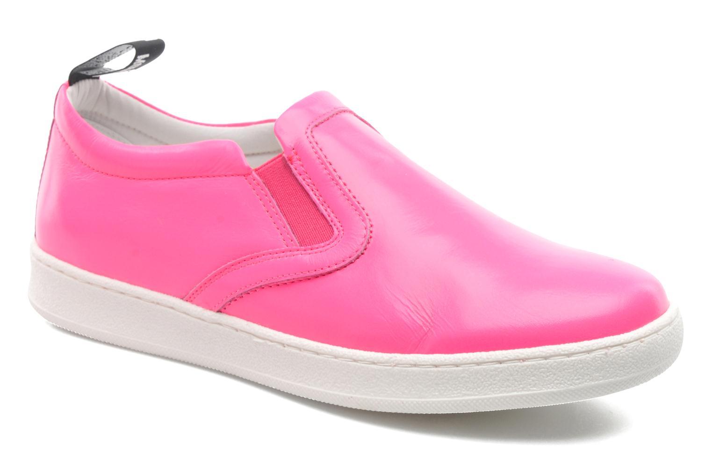 Sneakers Love Moschino Love Tasha Rosa vedi dettaglio/paio