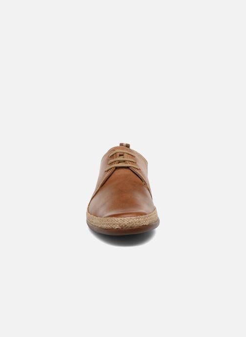 Chaussures à lacets Fluchos Trulli 7868 Bleu vue portées chaussures