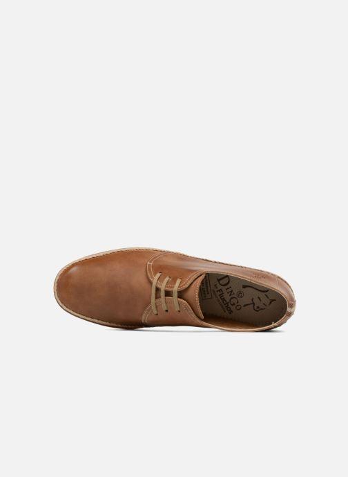 Chaussures à lacets Fluchos Trulli 7868 Bleu vue gauche