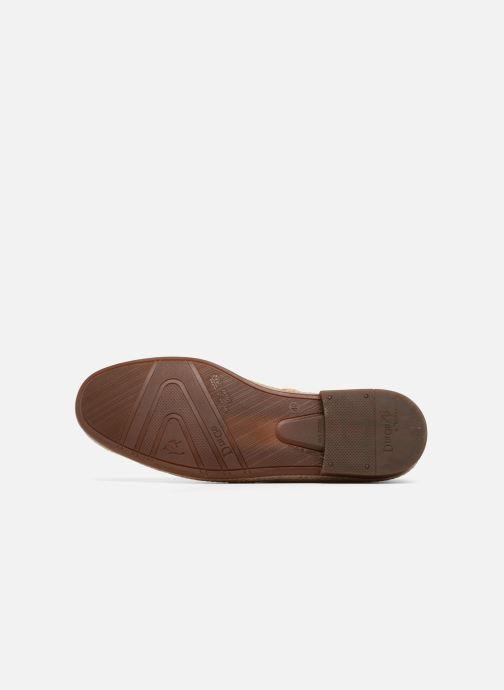 Chaussures à lacets Fluchos Trulli 7868 Bleu vue haut