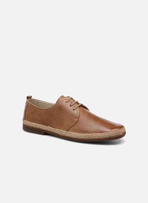 Chaussures à lacets Fluchos Trulli 7868 Bleu vue détail/paire