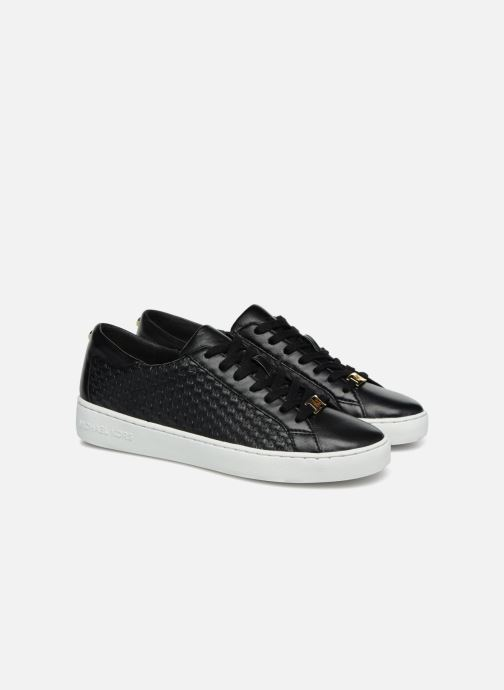 Sneakers Michael Michael Kors Colby Sneaker Zwart 3/4'