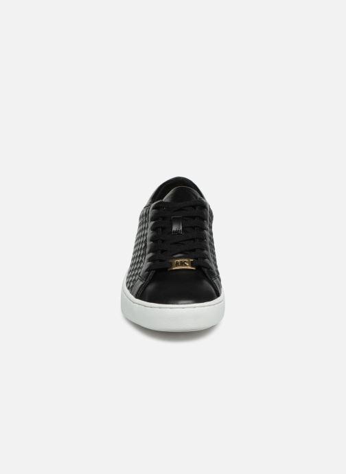 Sneaker Michael Michael Kors Colby Sneaker schwarz schuhe getragen