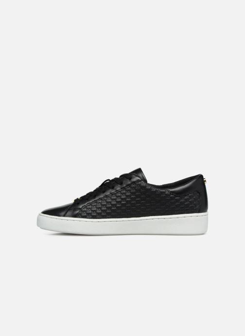 Sneakers Michael Michael Kors Colby Sneaker Zwart voorkant
