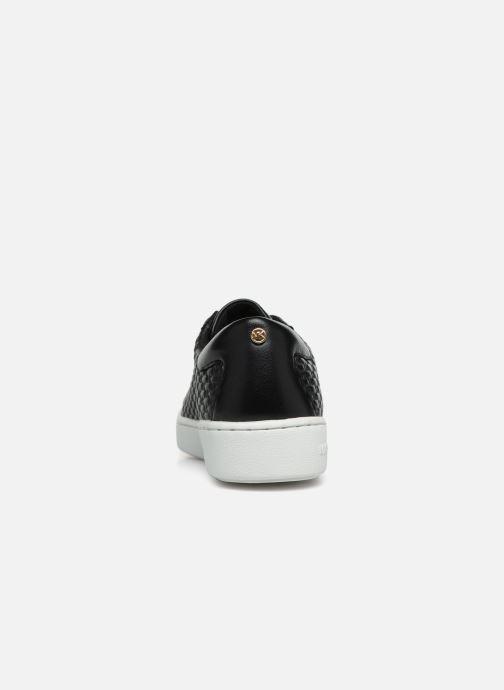 Deportivas Michael Michael Kors Colby Sneaker Negro vista lateral derecha
