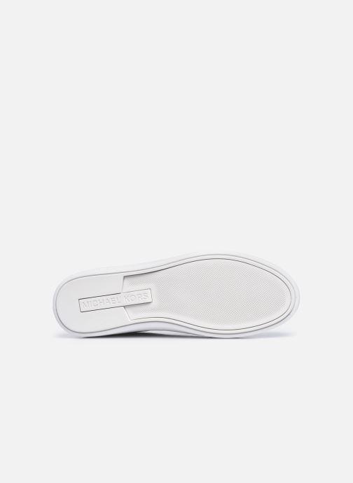 Deportivas Michael Michael Kors Colby Sneaker Blanco vista de arriba