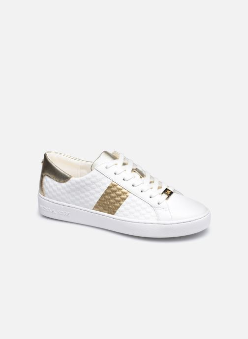 Deportivas Michael Michael Kors Colby Sneaker Blanco vista de detalle / par