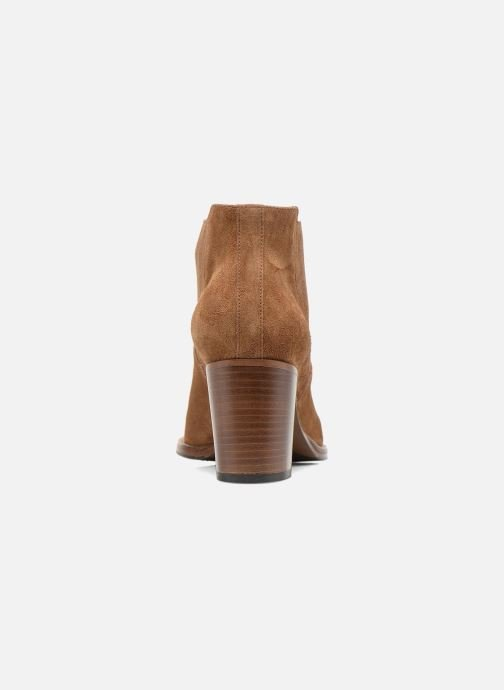Bottines et boots Free Lance Legend 7 Boot Elast Marron vue droite