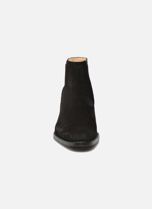 Botines  Free Lance Legend 7 Boot Elast Negro vista de frente