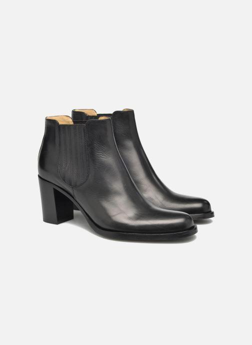 Bottines et boots Free Lance Legend 7 Boot Elast Noir vue 3/4