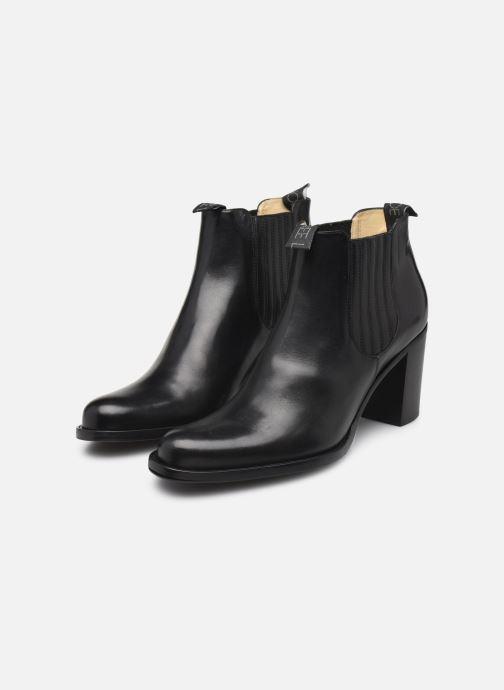 Stiefeletten & Boots Free Lance Legend 7 Boot Elast schwarz ansicht von unten / tasche getragen