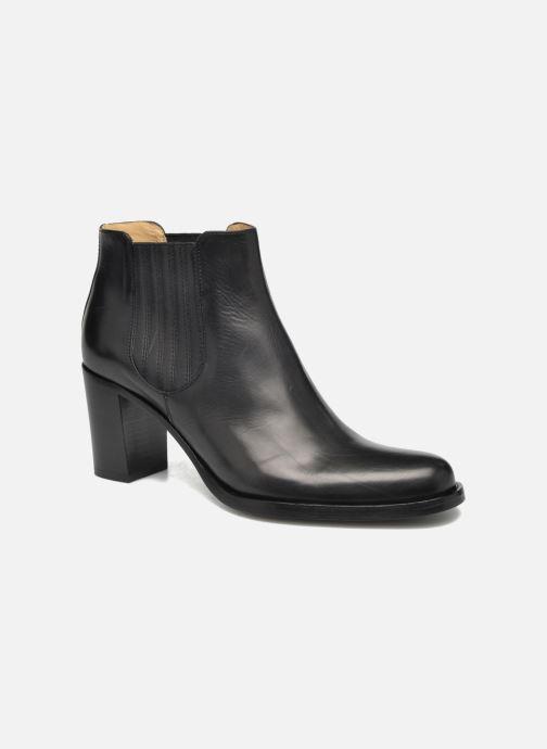 Bottines et boots Free Lance Legend 7 Boot Elast Noir vue détail/paire