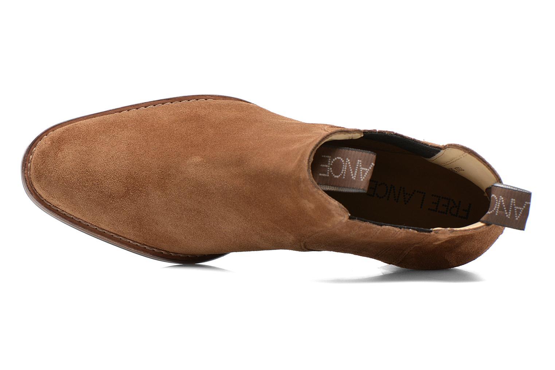 Bottines et boots Free Lance Legend 7 Boot Elast Marron vue gauche