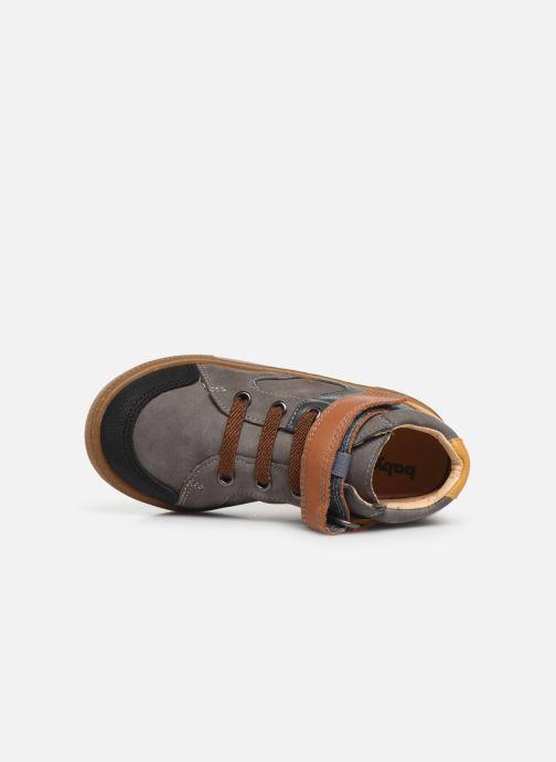 Sneaker Babybotte Ken grau ansicht von links