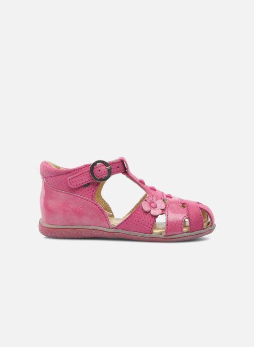 Sandales et nu-pieds Babybotte Tamika Rose vue derrière