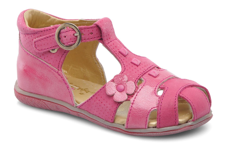 Sandales et nu-pieds Babybotte Tamika Rose vue détail/paire