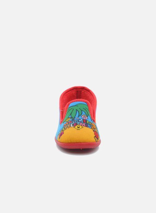 Pantuflas Be only Sans gene Mr Beach Multicolor vista del modelo