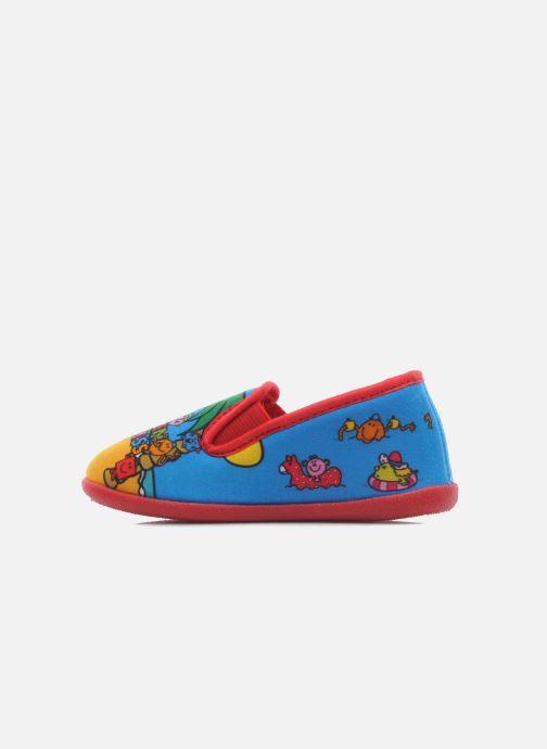 Pantuflas Be only Sans gene Mr Beach Multicolor vista de frente