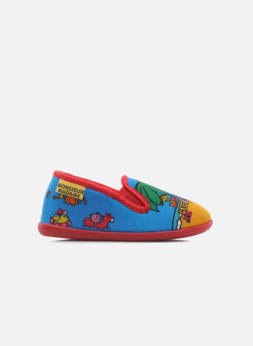 Slippers Be Only Sans gene Mr Beach Multicolor back view
