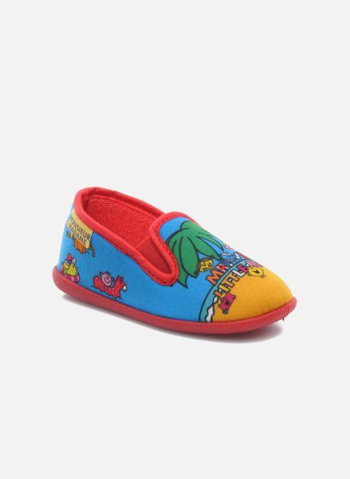 Pantuflas Be only Sans gene Mr Beach Multicolor vista de detalle / par