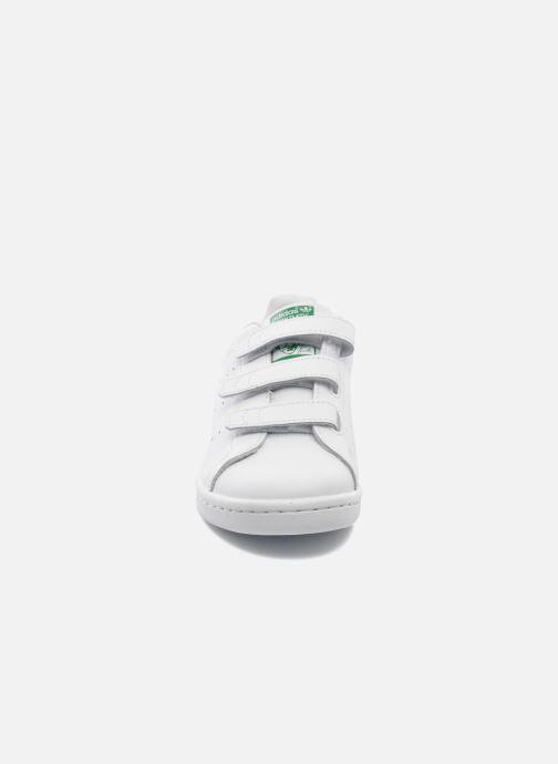 purchase cheap 4b620 9ff84 Baskets adidas originals Stan Smith Cf C Blanc vue portées chaussures