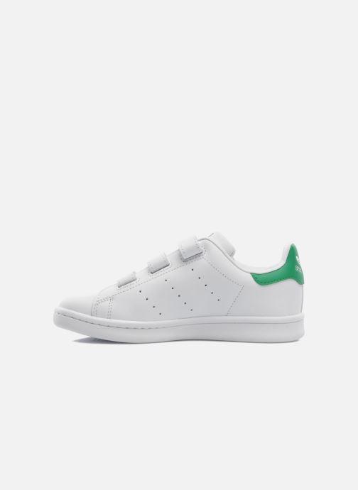 Sneaker adidas originals Stan Smith Cf C weiß ansicht von vorne