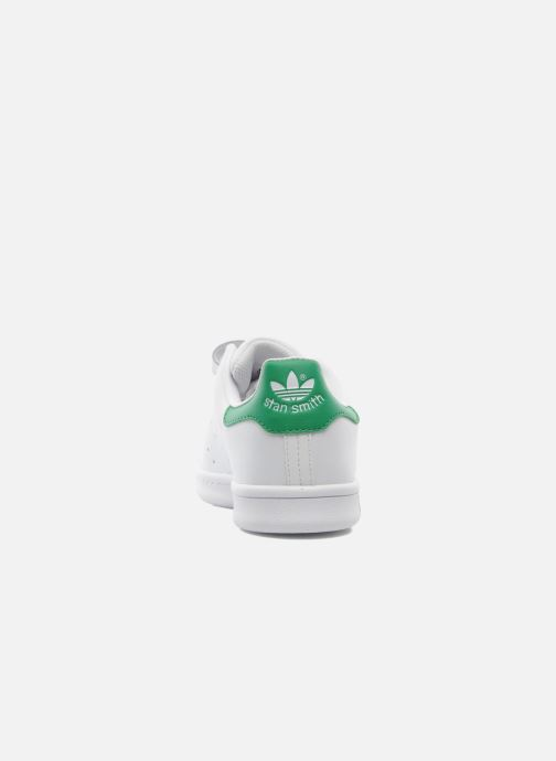 Trainers adidas originals Stan Smith Cf C White view from the right