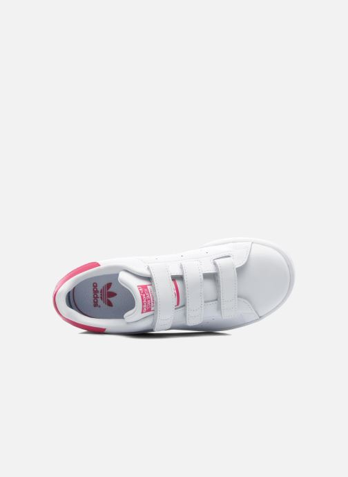 Trainers adidas originals Stan Smith Cf C White view from the left