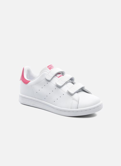 Trainers adidas originals Stan Smith Cf C White detailed view/ Pair view